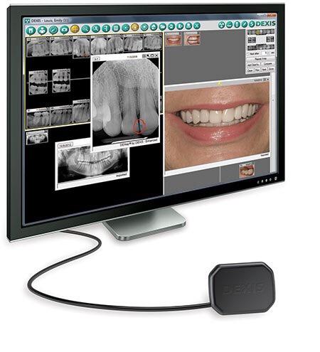 high tech dental spa