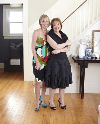 Mother Daughter Makeover Reveal Party Before & After Gallery