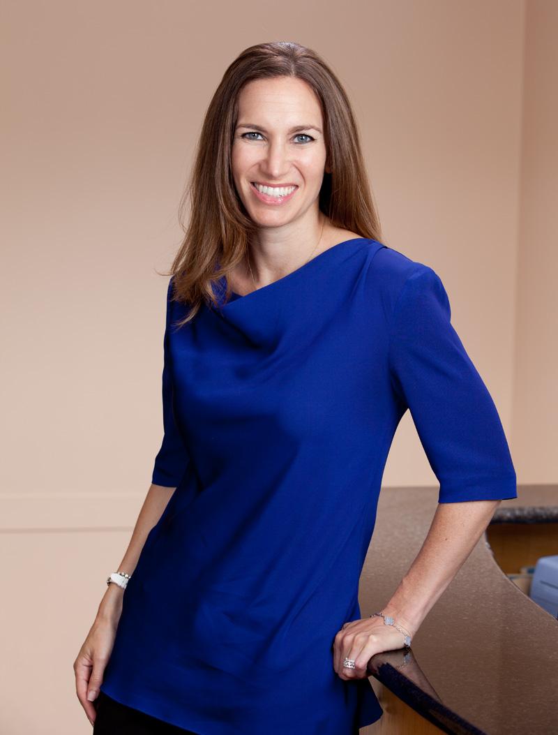 Dr. Samantha Aaron
