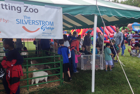 Livingston Youth Appreciation Week Petting Zoo
