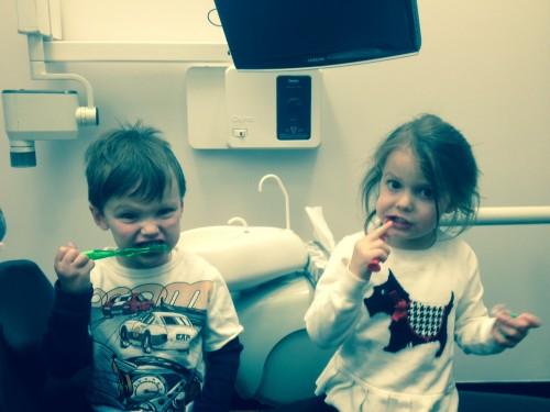 %name Children's Dental Health Month #SilverstromSmiles Contest