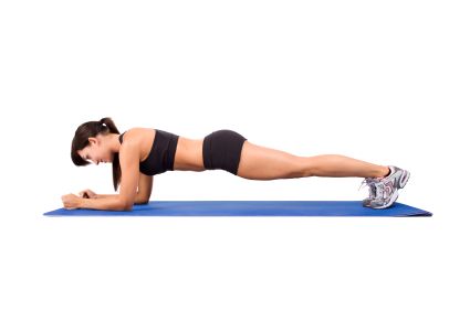 ab exercise plank A Stronger, Pain Free You!