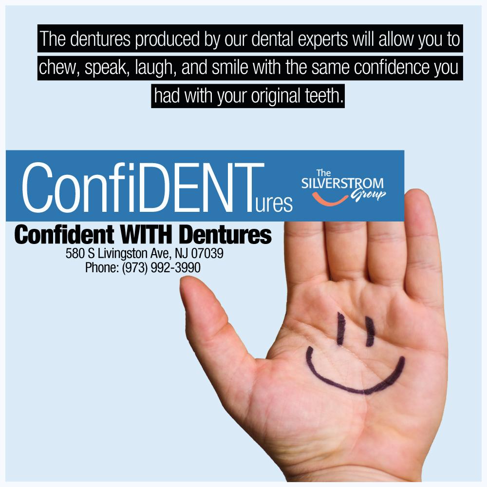 SG dentures ConfiDENTures